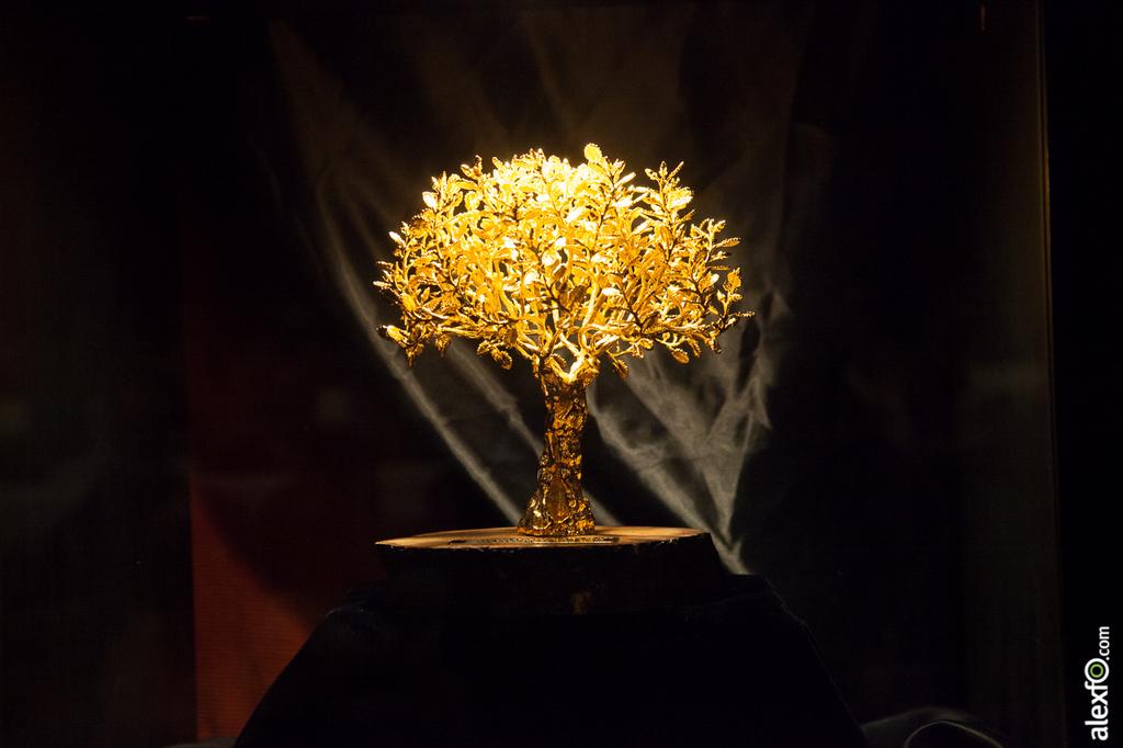 Premios encina de oro